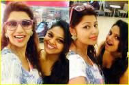 Debina Bonnerjee and Supriya Khemani