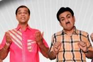 Dilip Joshi(Jethalal) and Tanmay Vekaria (Bagha)