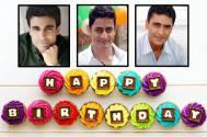 Gautam Rode, Mohit Raina, Mohnish Behl
