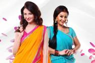 Saumya Tandon and Shilpa Shinde