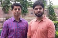 Sushant Singh and Kapil Soni