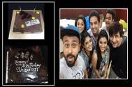 Ripudaman SURPRISES girlfriend Shivangi on her birthday
