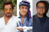 Shakti Kapoor, Ranjeet and Gulshan Grover