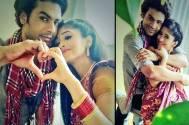 Vishal Aditya Singh and Shivangi Joshi