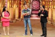 Bharti Singh, Sohail Khan and Mika Singh