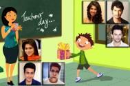 #TeachersDay Special: TV actors and their crush on teachers
