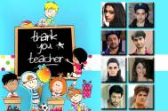 #TeachersDay: Thank You Teachers, say TV celebs