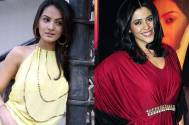 Pallavi Kulkarni and Ekta Kapoor