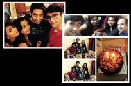 Reunion time for Shastri Sisters team