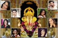 #GaneshChaturthi Special: TV actors talk about their SPECIAL preparations