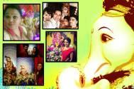#GaneshChaturthi Special: TV actors