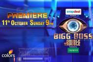 Bigg Boss to launch on 11 October
