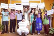 Chidiya Ghar cast ecstatic on completing 1000 episodes