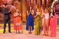 Toral Rasputra, Radhika Madan, Shikha Singh and Usha Nadkarni in Comedy Nights Bachao