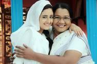 Rashami Desai and Pratima Kannan