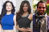 Elli Avram, Daisy Shah and Deepak Dobriyal
