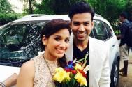 Chetna Kaintura and Karan Singhmar