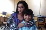 Ekta Tiwari and Shivansh Kotia
