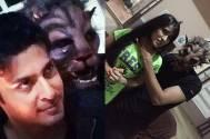 Akshay Sethi and Sheena Bajaj in Life OK