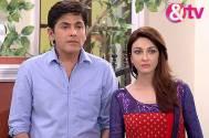 Aashif Sheikh and Saumya Tandon