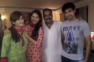 Raj Singh, Resha Konkar and Ashish Lal