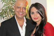 Naved Jaffery in Power Couple with wife Sadiah