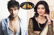 Saurabh Raaj Jain and Disha Parmar