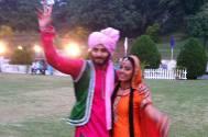 Romit Raj and Srishty Rode