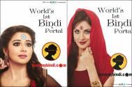 Tina Dutta, Pooja Banerjee endorse online portal for bindi