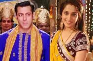 Salman Khan and Dipika Kakar