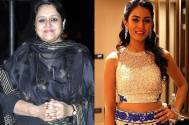 Supriya Pathak and Mira Rajput