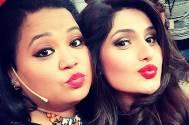 Bharti Singh and Zarine Khan