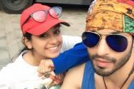 Chandni Bhagwanani and Vijayendra Kumeria
