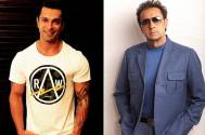 Karan Singh Grover and Gulshan Grover