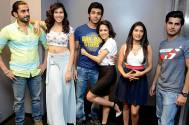 Pyaar Ka Punchnama 2 cast on Big Magic