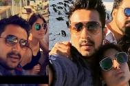 Kritika holidays with boyfriend in South Africa