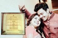 Aniruddh Dave and Shubhi Ahuja