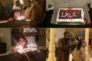 Special celebration on the sets of Udann