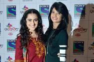 Bhavika Sharma and Daina Khan