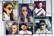 'CARFIEs' of TV Celebs