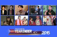 News makers of 2015 (TV and Bollywood)