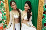 Sara Khan and Adaa Khan