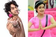 Rishabh Sinha and Yuvika Chaudhary