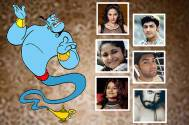 Rub the magic lamp: Three wishes from the genie Bong TV actors want