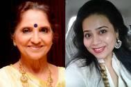 Sarita Joshi and Pranoti Pradhan