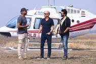 24 US Showrunner Howard Gordon visits India