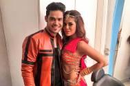 Kunwar Amarjeet Singh and Sana Saeed