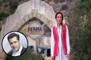Salman Khan promotes Iulia Vantur's new show