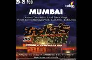 India's Got Talent: Mumbai Call for Auditions