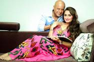 Naved Jafri and Sayeeda Jafri